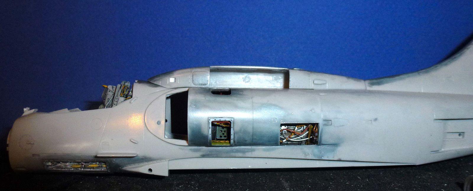 A-4 KU Skyhawk - Free Kuweit Guerre du Golfe 1990/91 - Montage maquette HASEGAWA 1/48 - EN COURS....