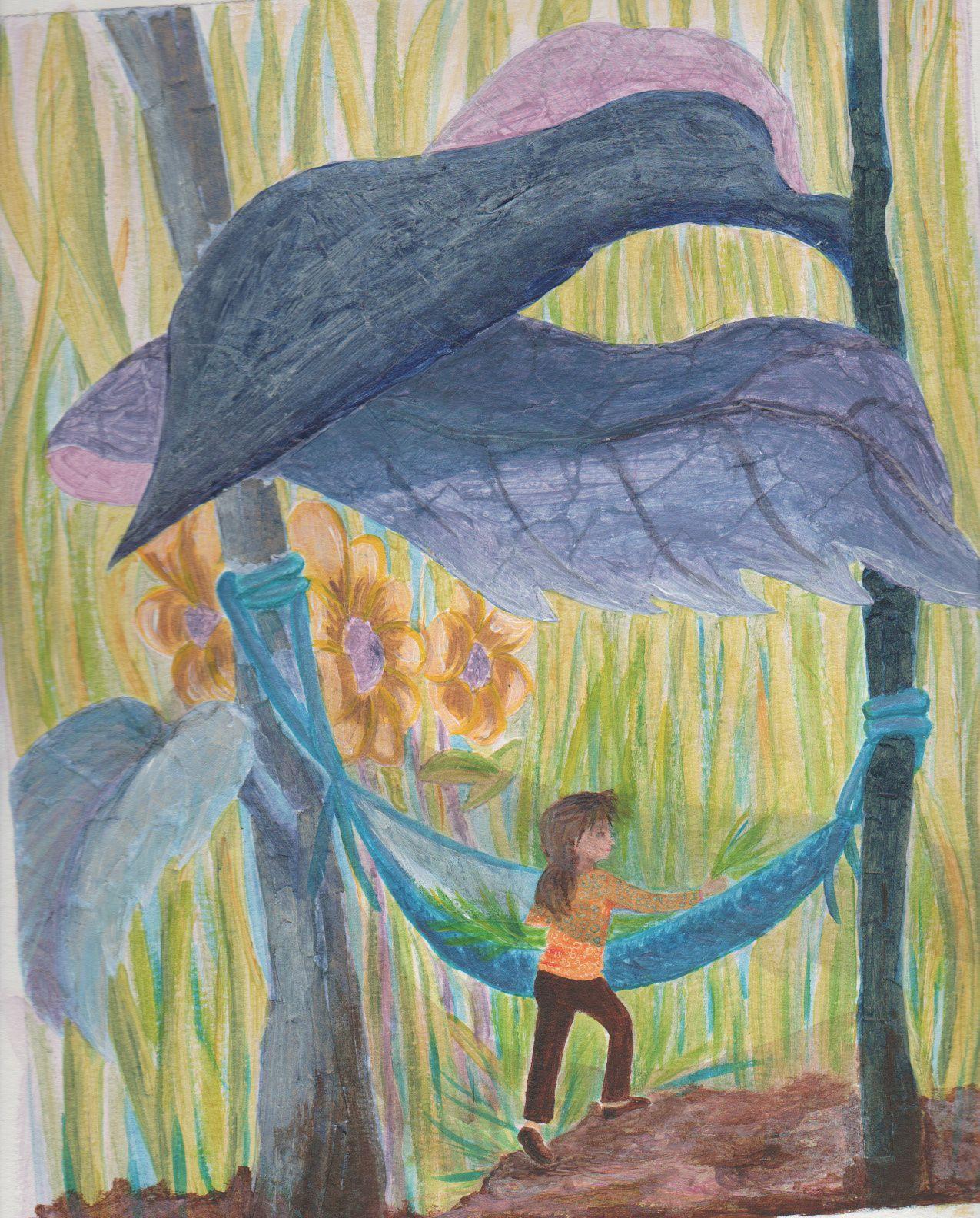 Hans Christian Andersen : la petite Poucette