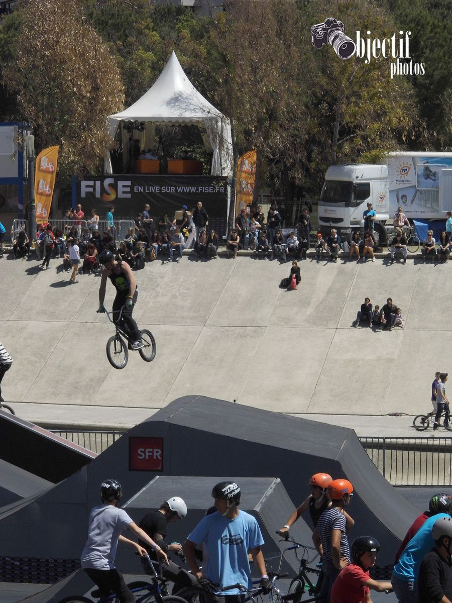 Fise Montpellier 2012