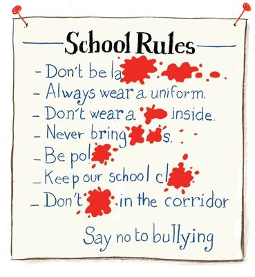 Prologue : School Rules