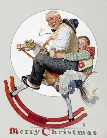 Rockwell et les traditions américaines