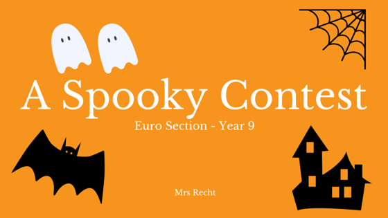 A Spooky Contest en Euro