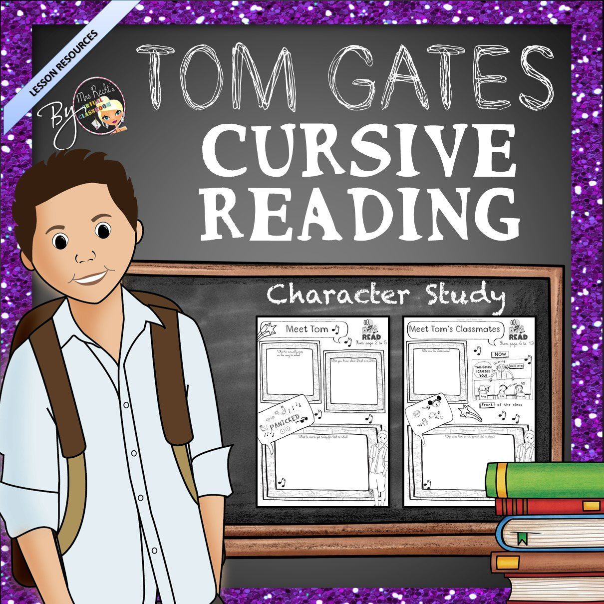 Back to school with Tom Gates