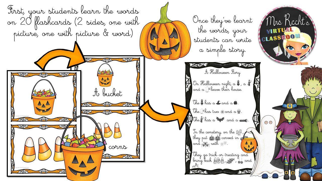 Halloween Mini-Lesson