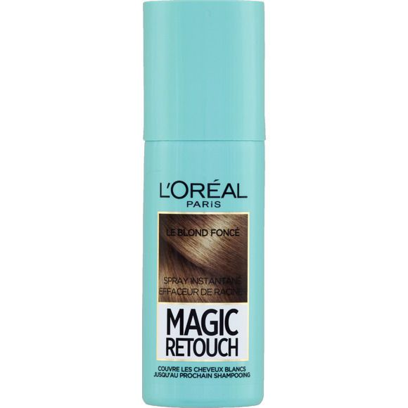 J'ai testé le spray Magic Retouch de l'Oréal