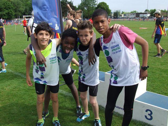 d. 14 juin 2015 : Championnats Benjamins-Minimes à Savigny : des vidéos