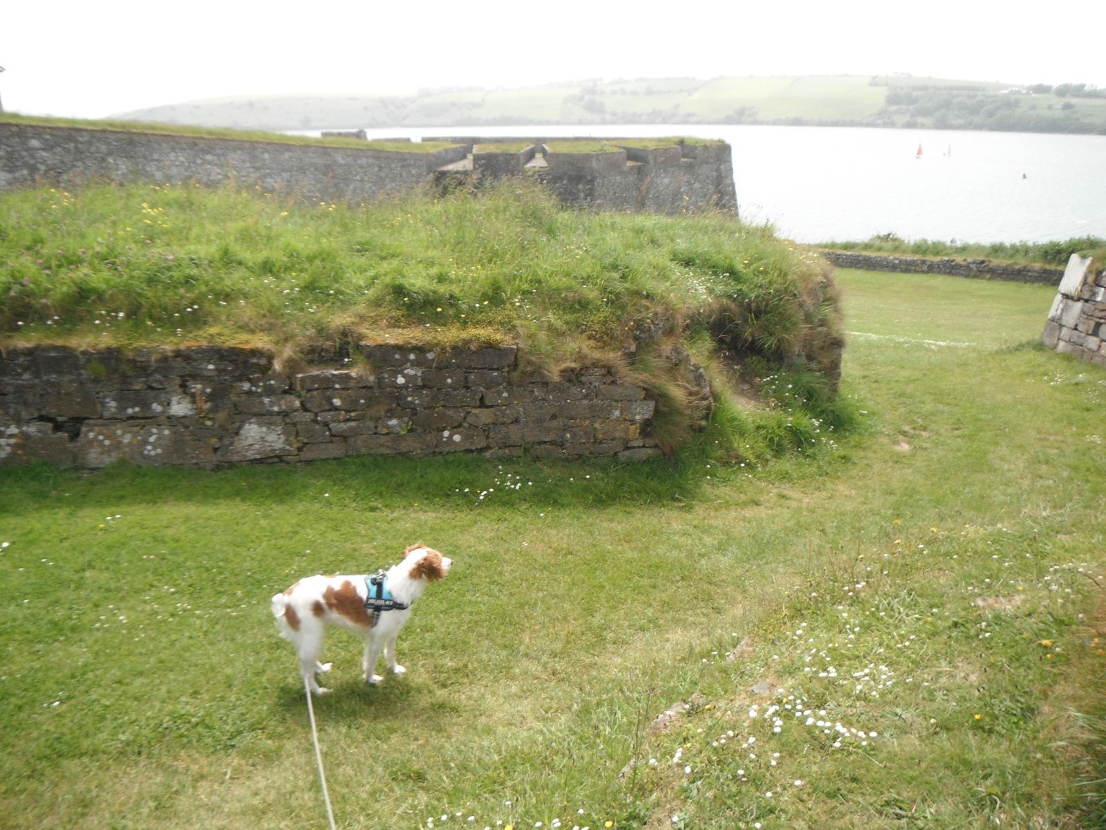 Irish's Holidays - 6th day - Charles Fort, Kinsale, Co. Cork