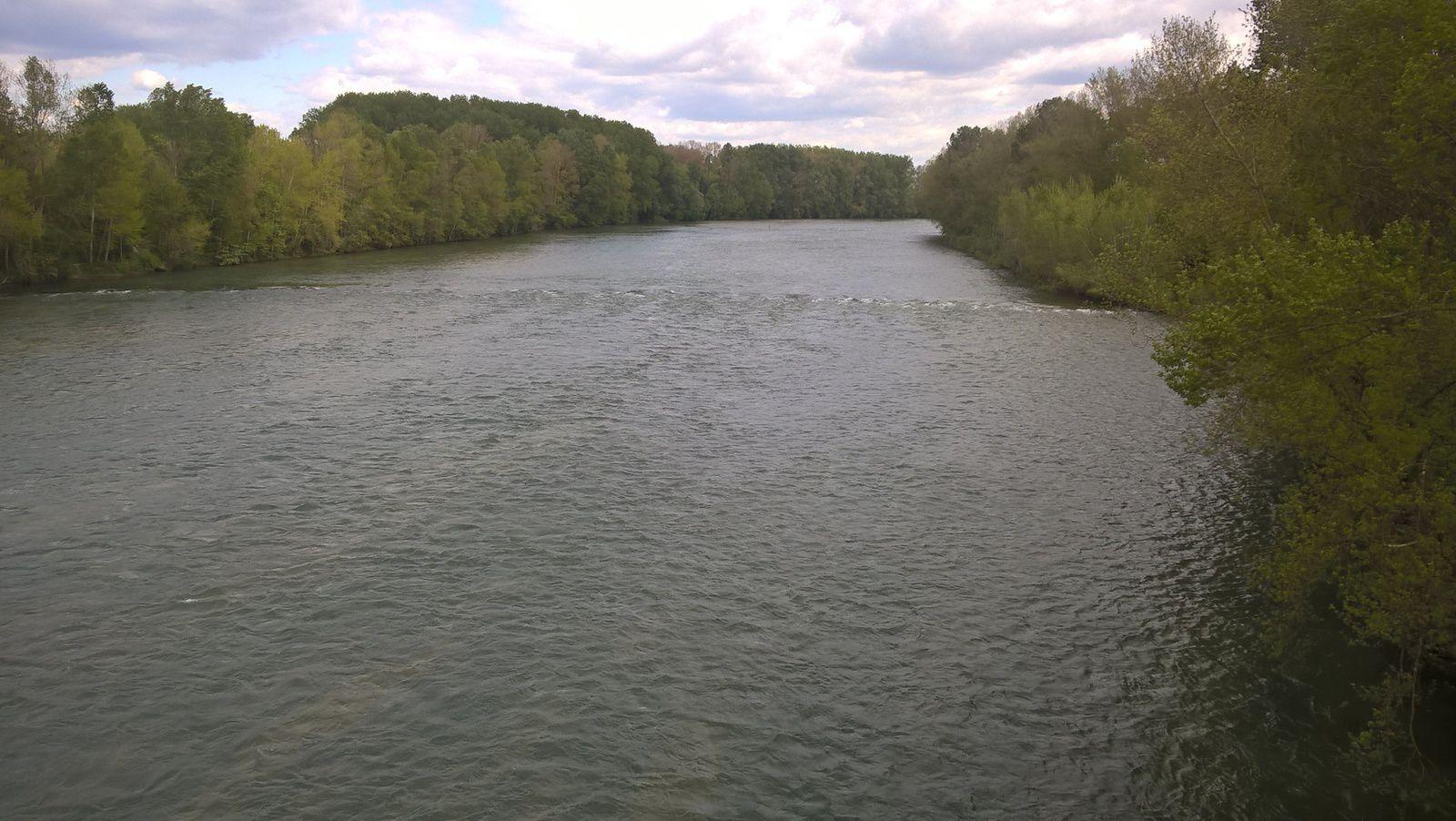 De Seilh à Gagnac par la Passerelle