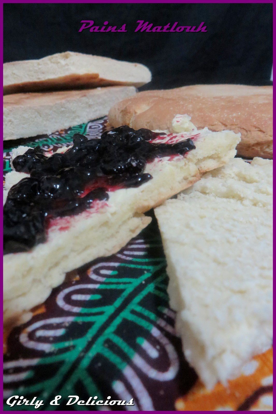 Pains Matlouh by Cookies