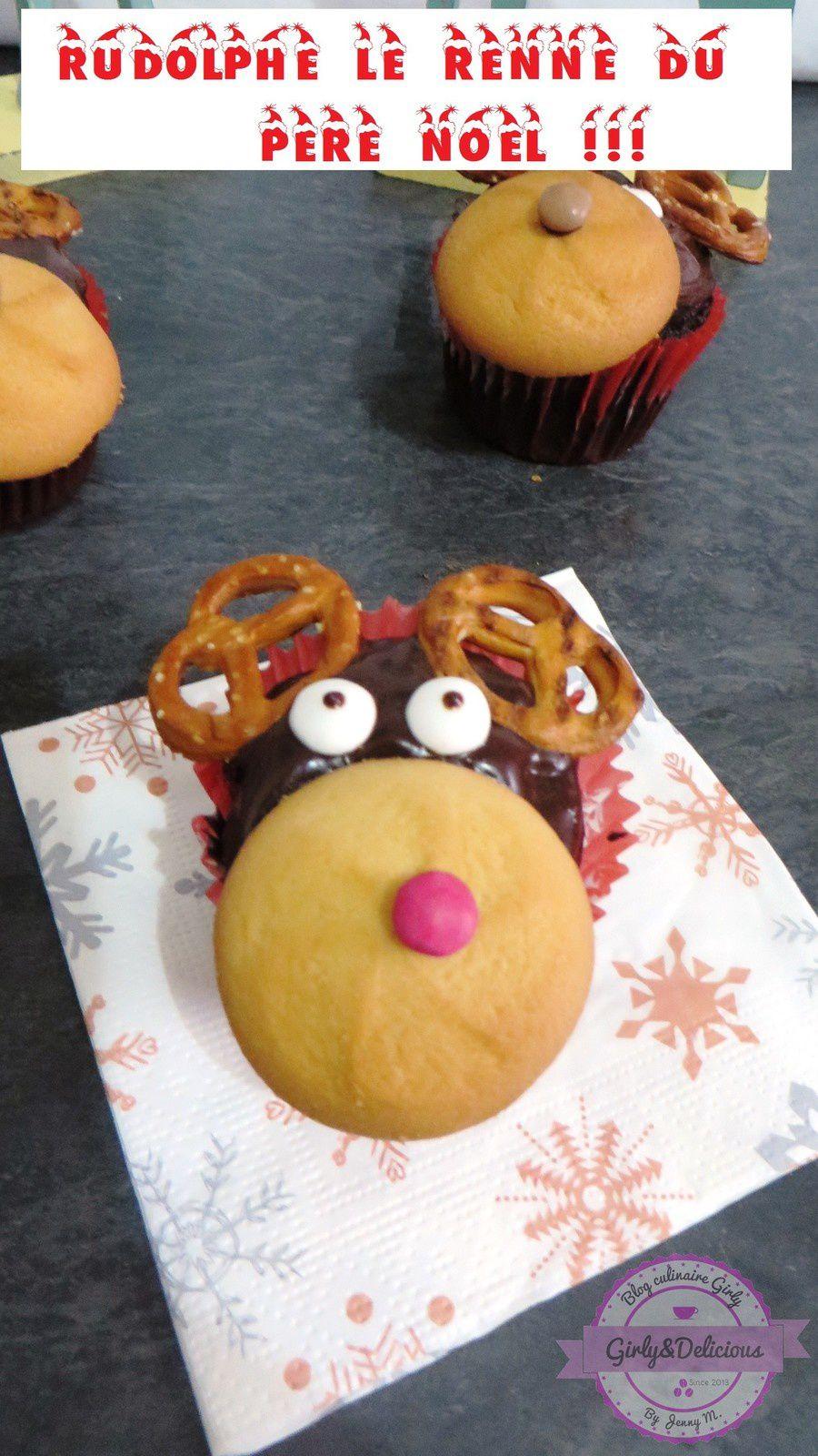 Mes cupcakes de Noël