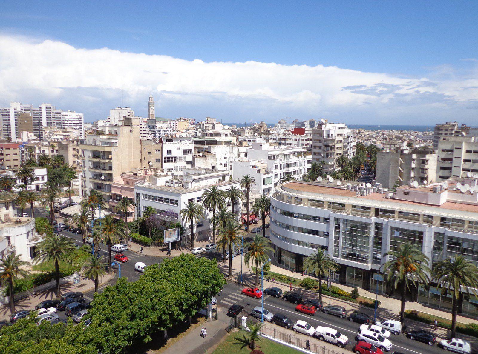 Casablanca voyages au poing