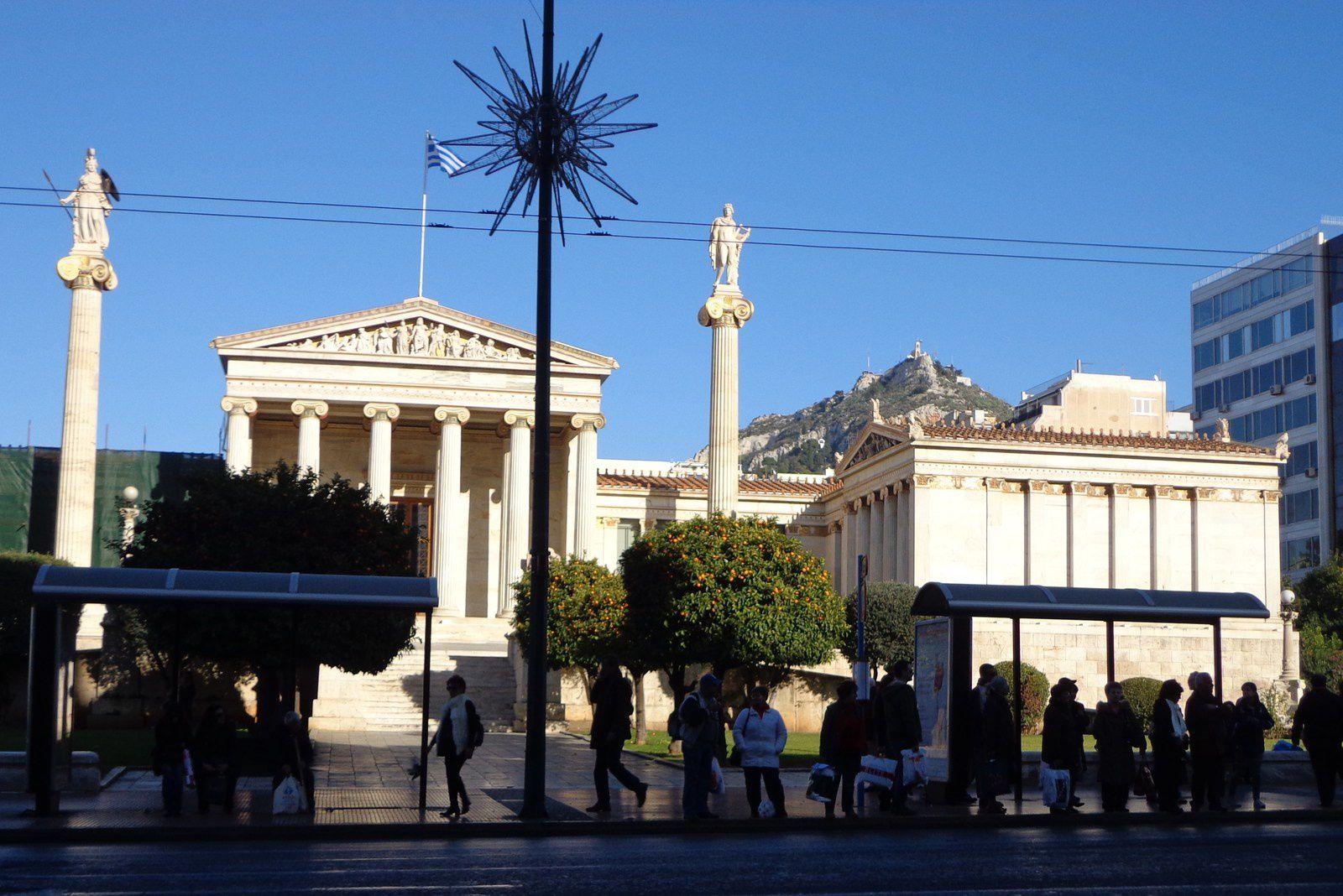 Comment aller en Grèce : la route.