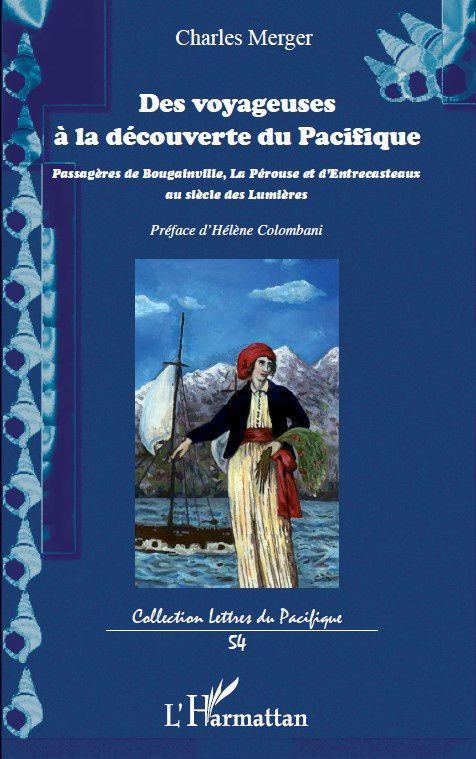 DES VOYAGEUSES À LA DÉCOUVERTE DU PACIFIQUE de Charles Merger