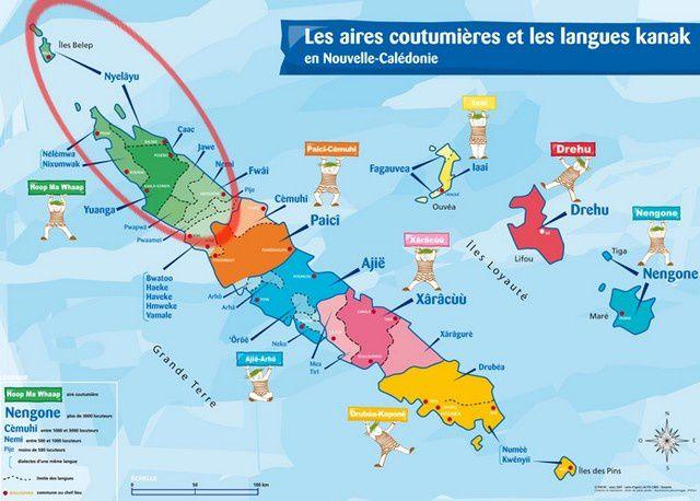 Journée internationale des langues maternelles et 10ème anniversaire de l'Académie des langues kanak.