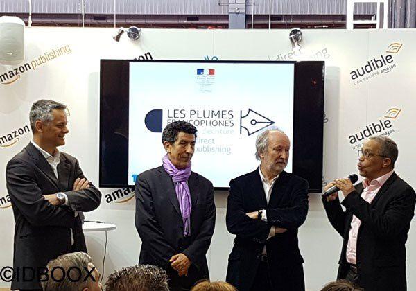 A l'occasion du salon Livre Paris, Amazon Kindle Direct Publishig (KDP) a annoncé le lancement de la seconde édition du Prix Les Plumes Francophones sous le haut patronage de Jean-Marie Le Guen, secrétaire d'État chargé du Développement et de la Francophonie.