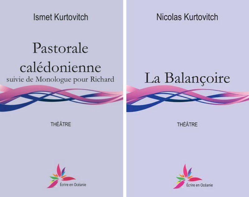 Ismet et Nicolas Kurtovitch présenteront leurs pièces de théâtre le mercredi 17 mai à 18h.