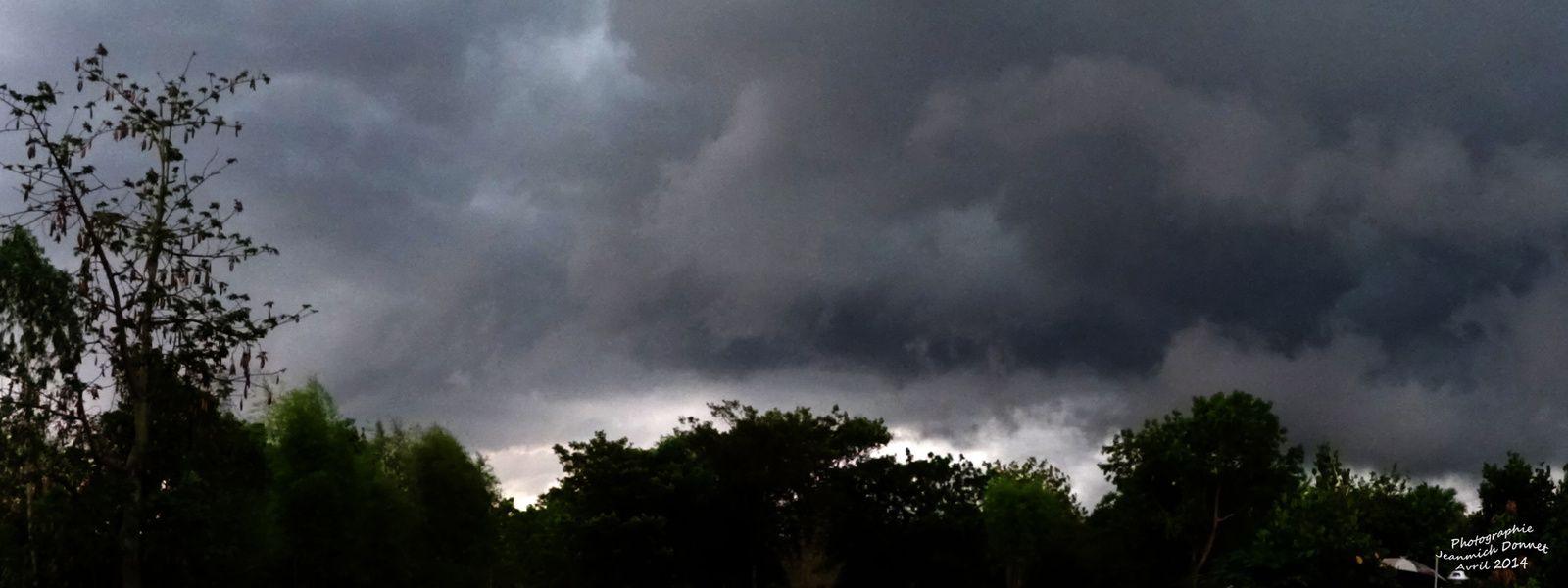 Un temps (météo) Anglais en Thailande