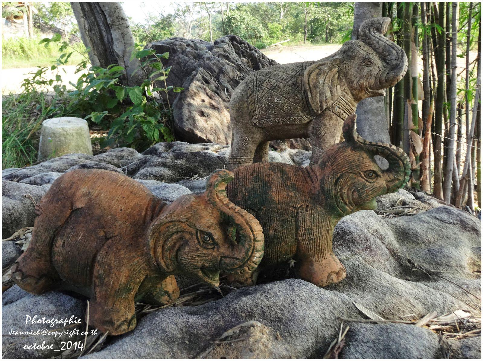 Les plus beaux endroits d'Ubonrat III (Thaïlande)