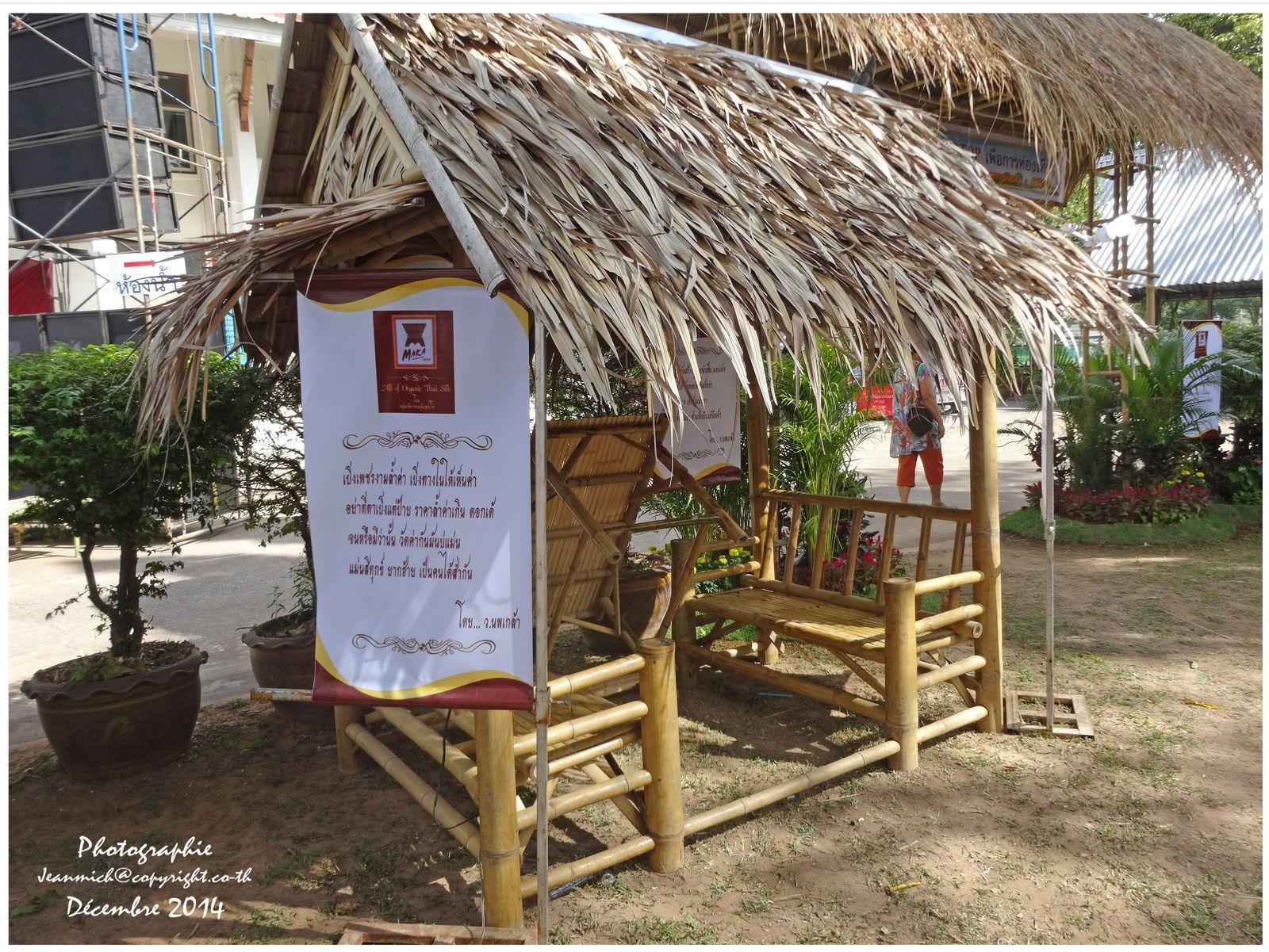 Visitez la fête de la soie de Khon Kaen I (Thaïlande)