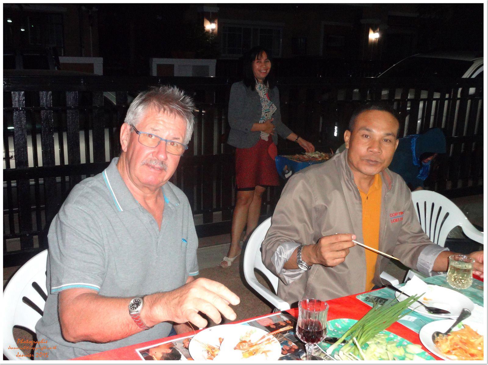 Les festivités du Nouvel An à Khon Kaen