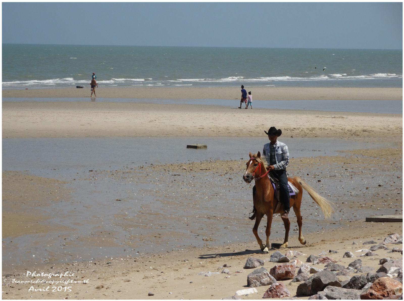 Vacances Thaïlande première étape....