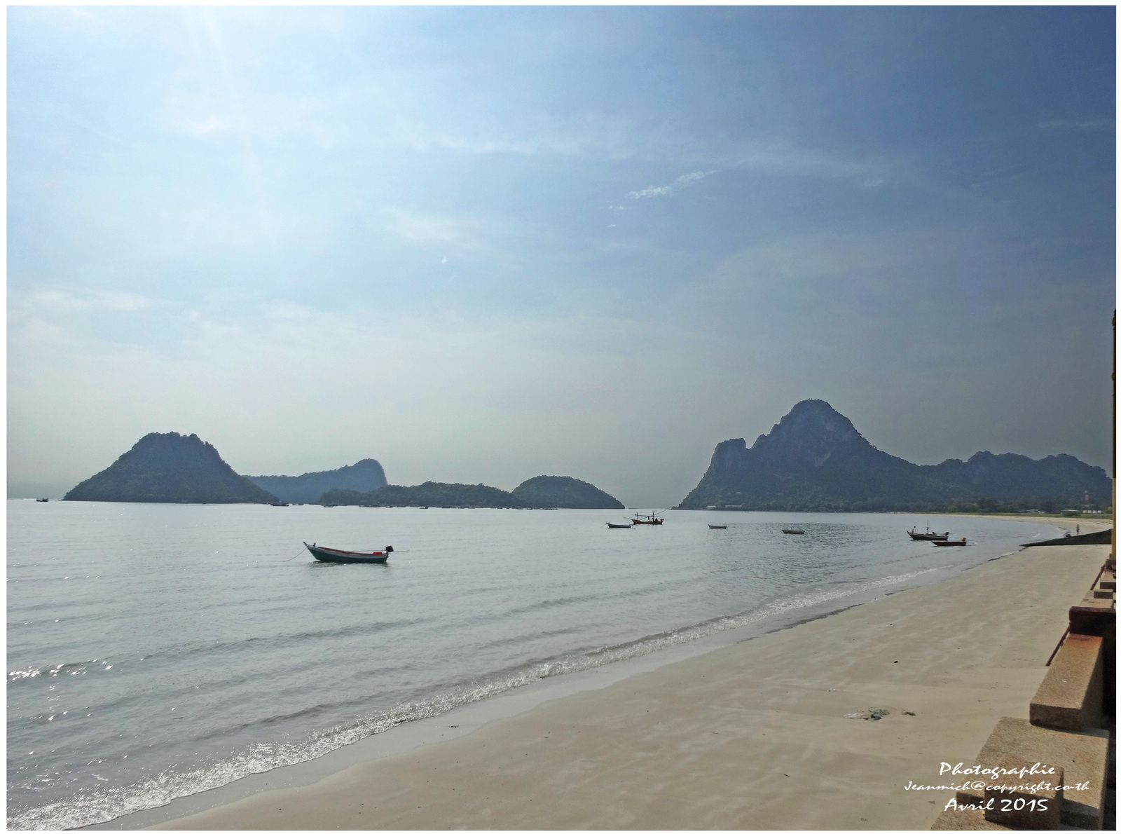 Seconde étape, Prachuap Kiri Khan