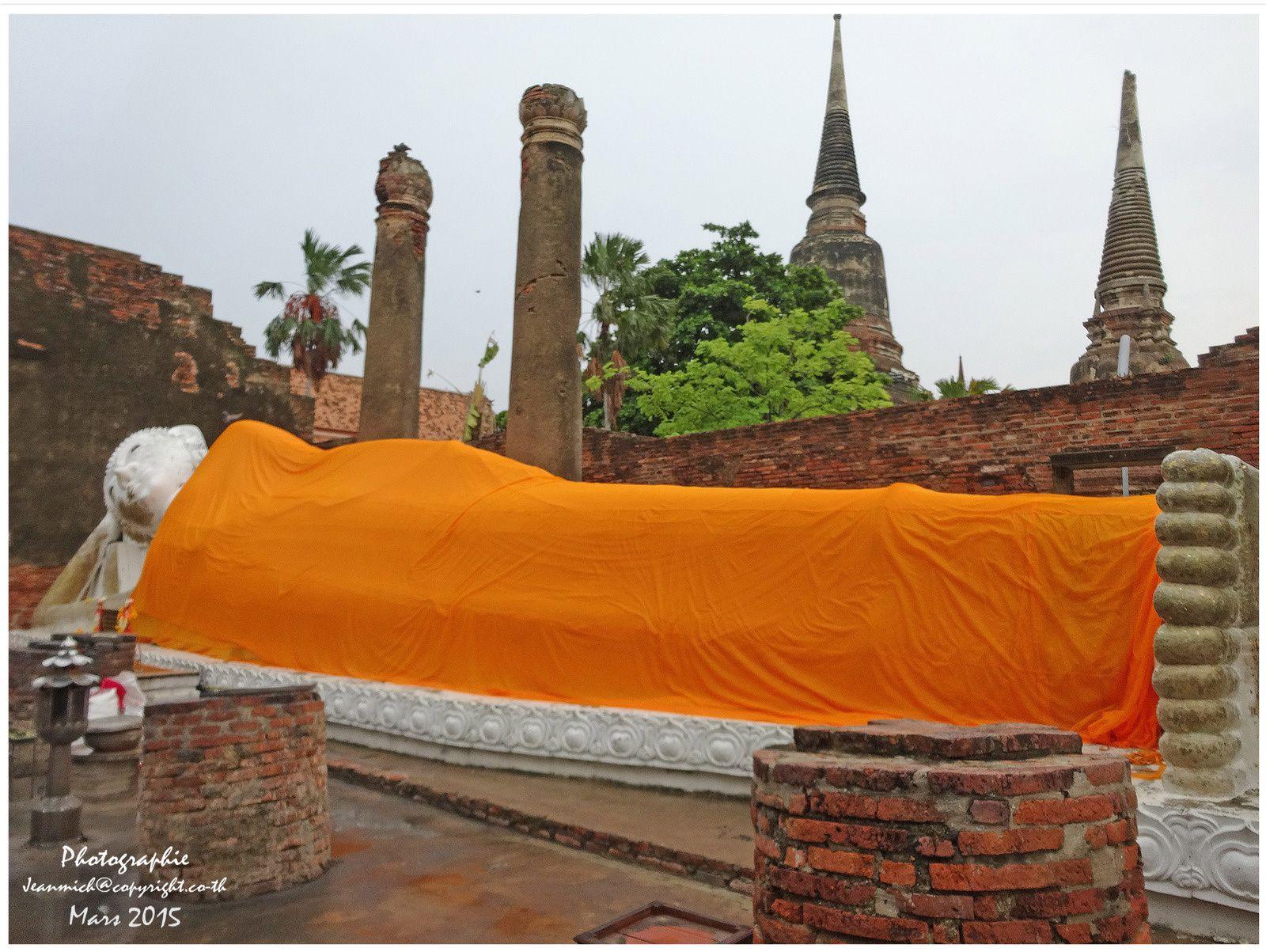 Ayutthaya conseils et suite de la visite....