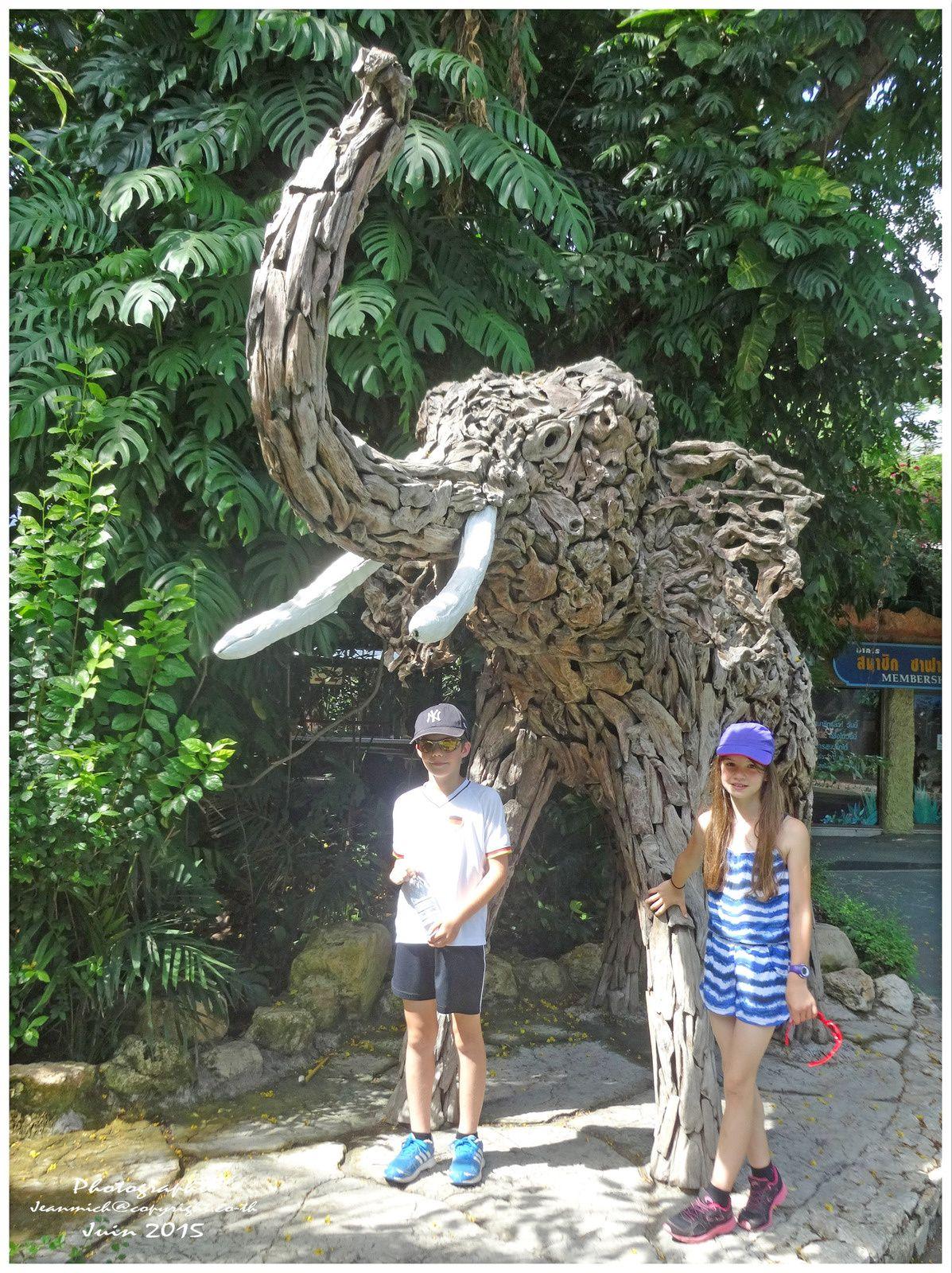 &quot&#x3B;Safari World&quot&#x3B; Bangkok