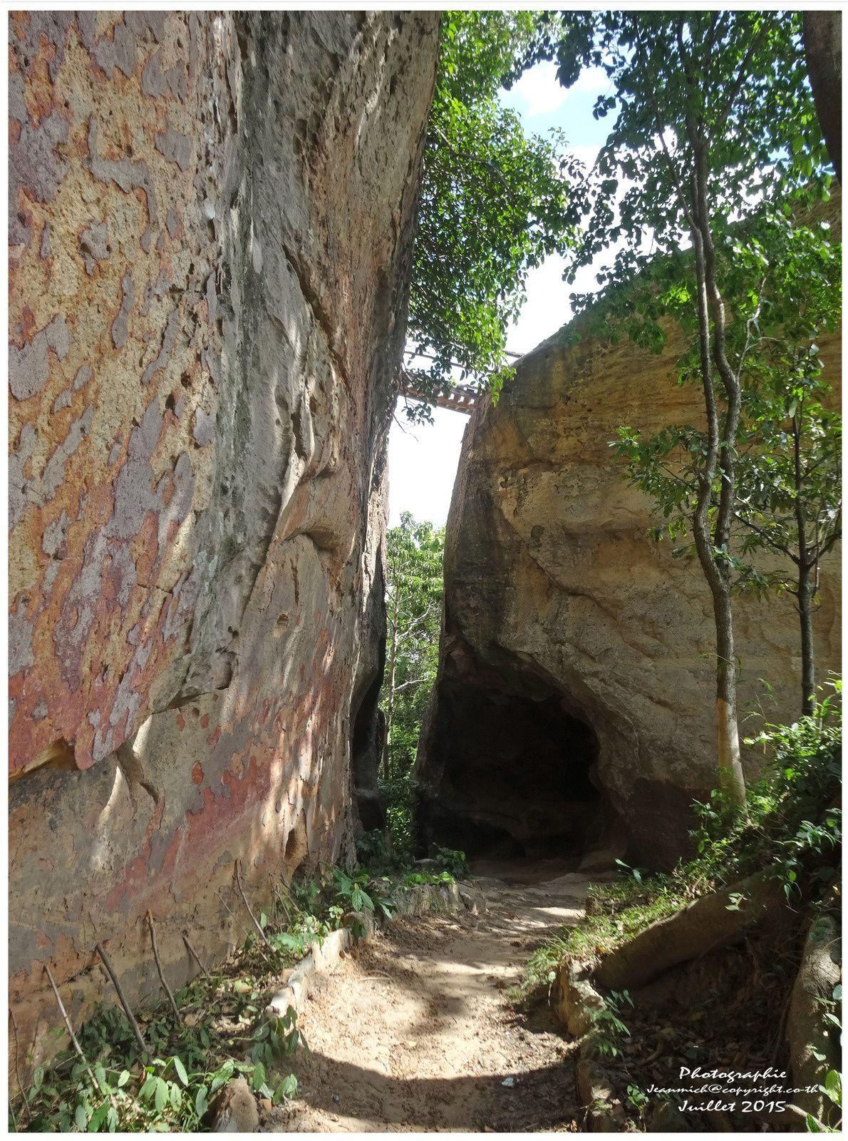 """Parc national de Thaïlande """"Hin Chang Si"""" < 2ème partie >"""