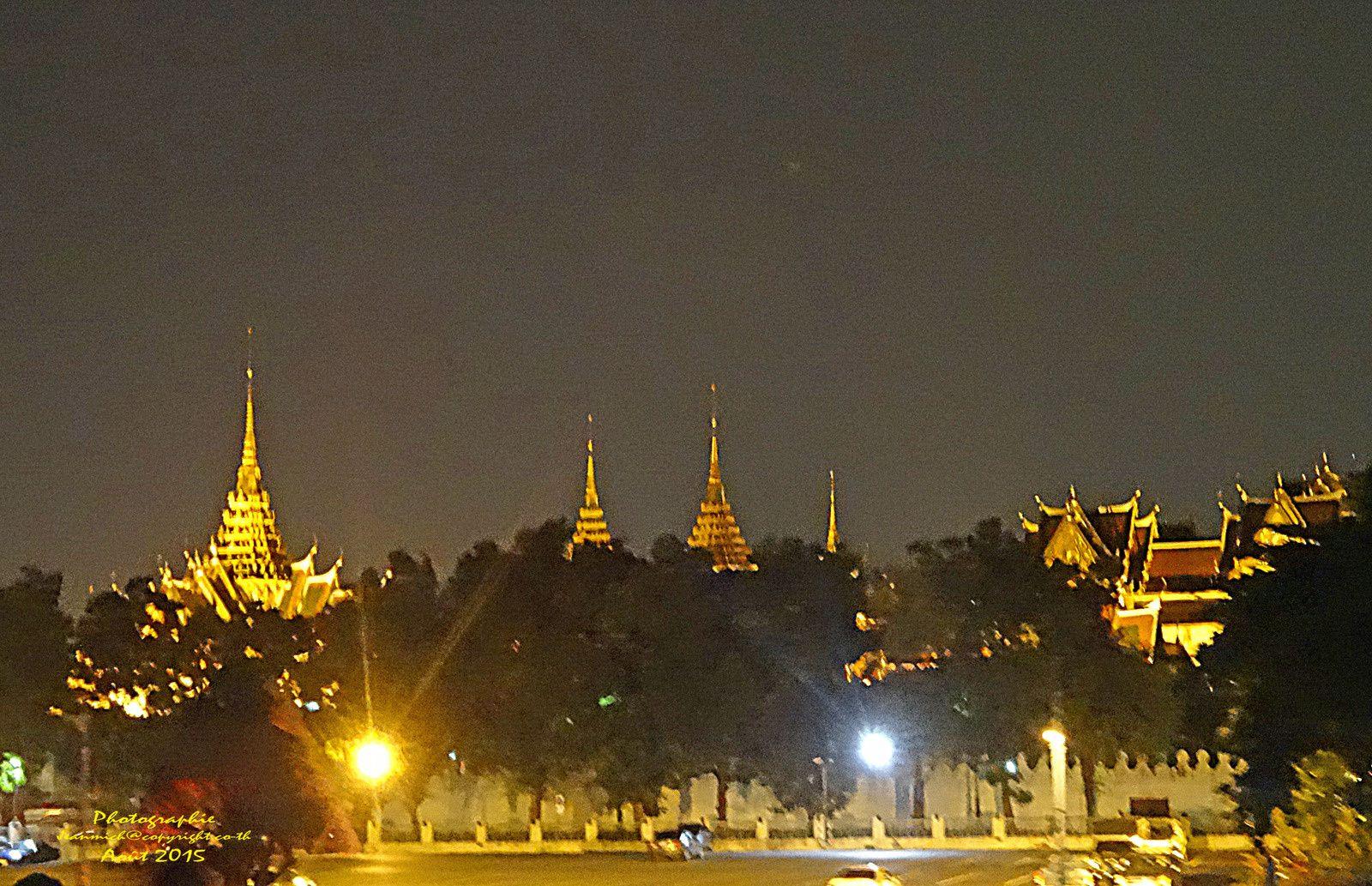 Bangkok By Night....