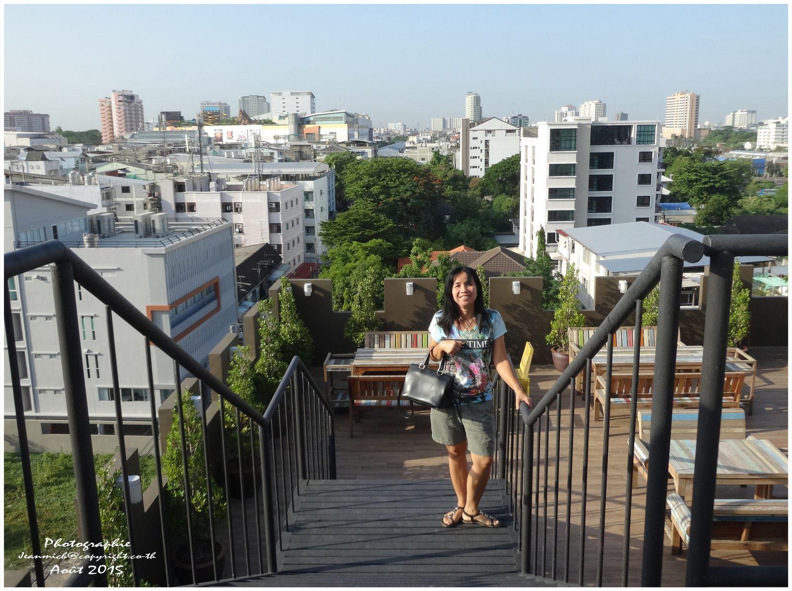 Hôtels de Bangkok agréable et tranquille....