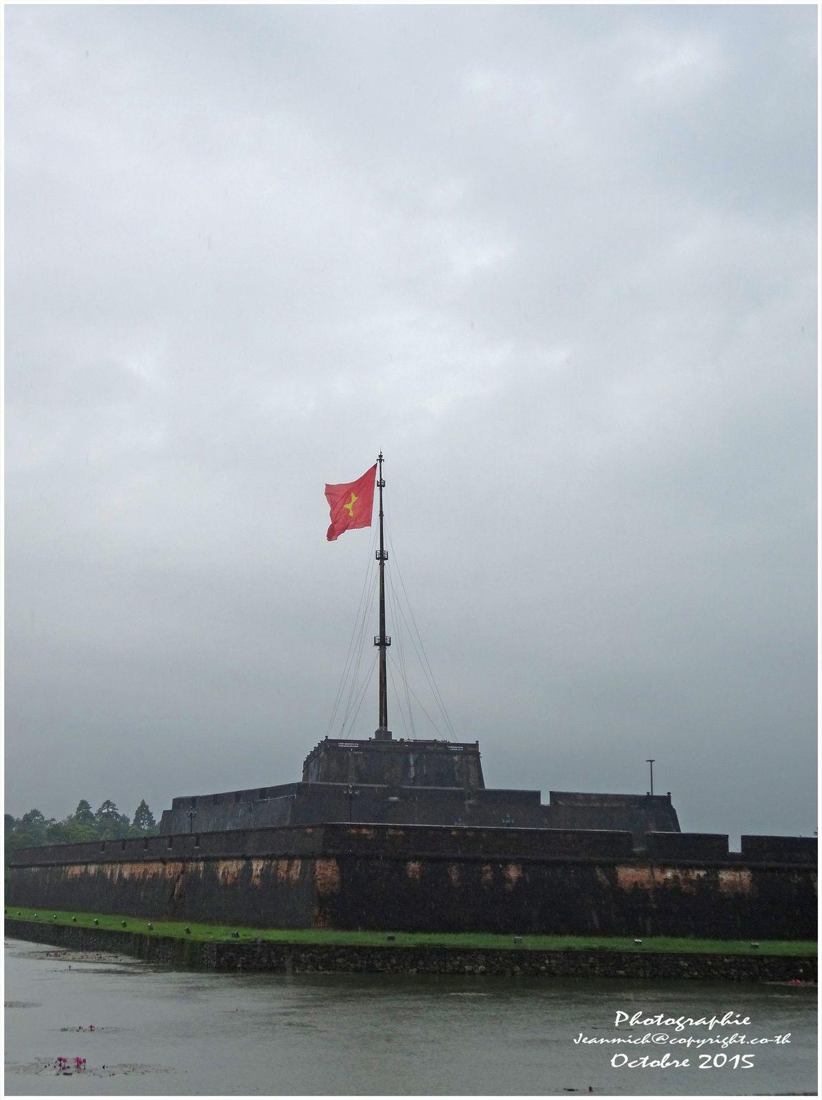 Arrivée à Hué (Vietnam)
