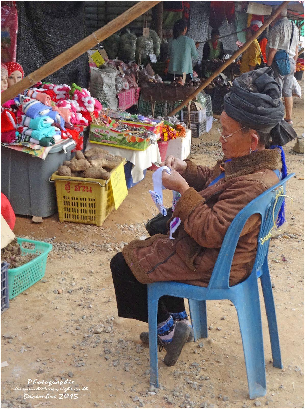 Phu Thap Boek (ภูทับเบิก) dans la fraîcheur des montagnes de Thaïlande