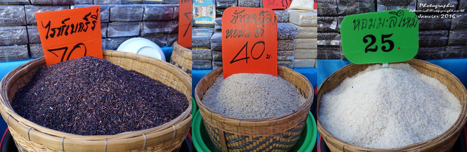 Foire agricole de Khon Kaen (III) le côté gastronomique...