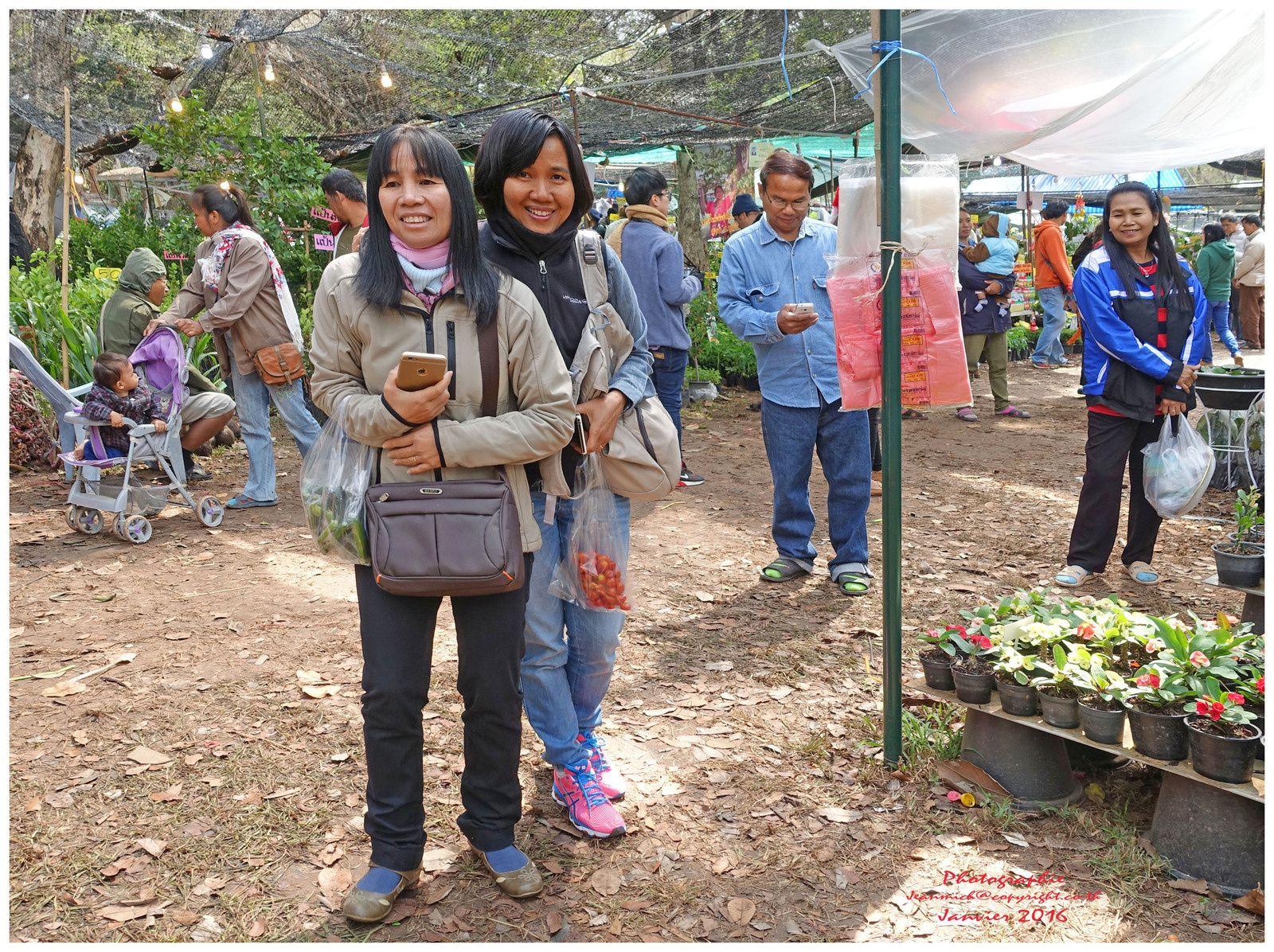 Foire agricole de Khon Kaen (I)