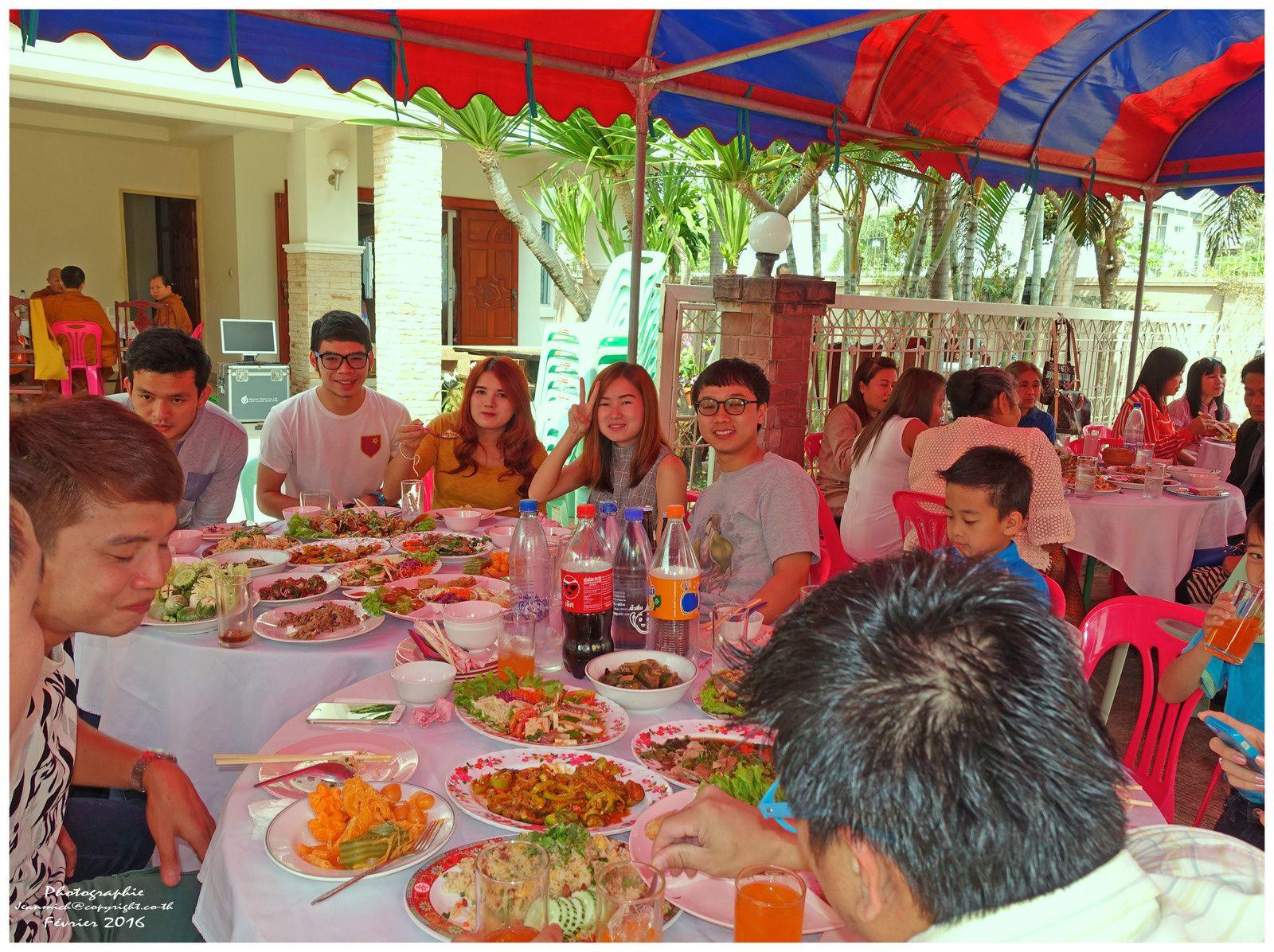 Un mariage Thaï à Khon Kaen