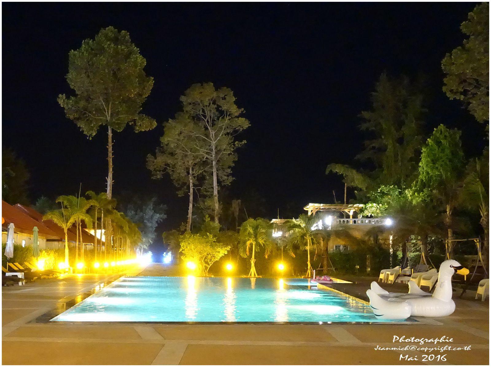 Un superbe Hôtel &quot&#x3B;Villa Blanca&quot&#x3B; Chantaburi