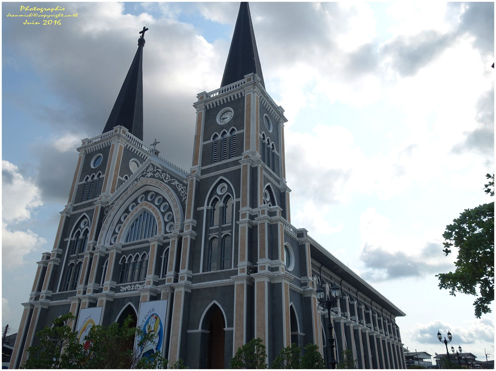 Eglise de l'Immaculée Conception de Chanthaburi
