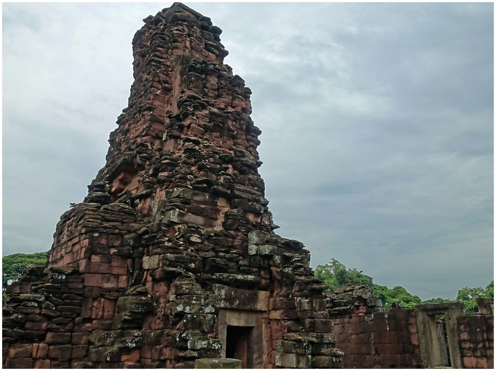 Le magnifique site de Phimai (temples Kmers de Thaïlande)