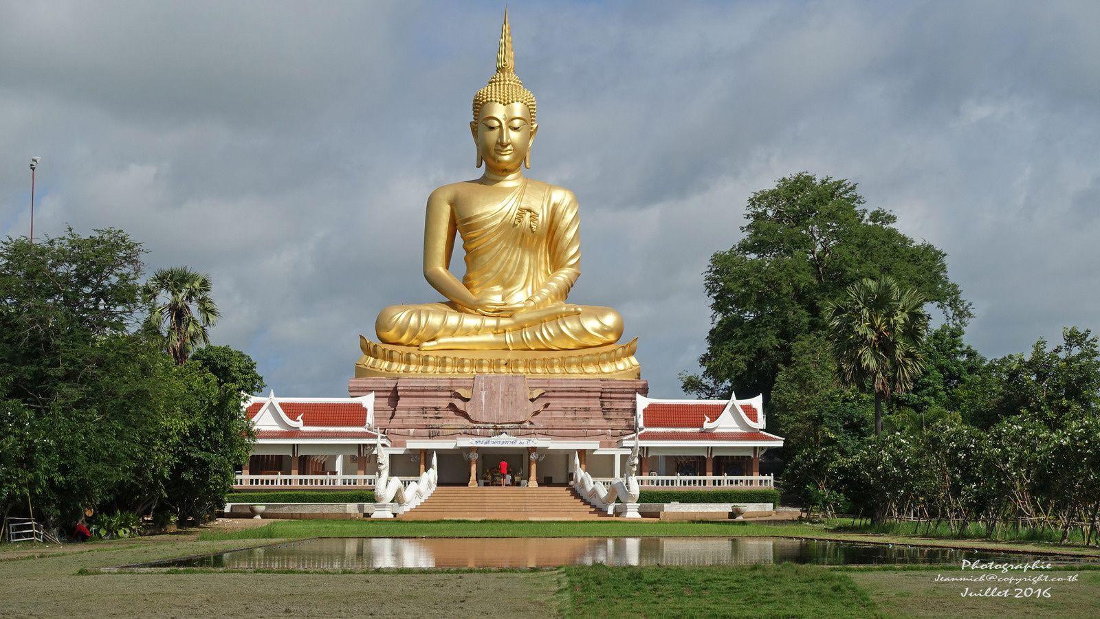 Un temple pour les 60 années de règne du Roi