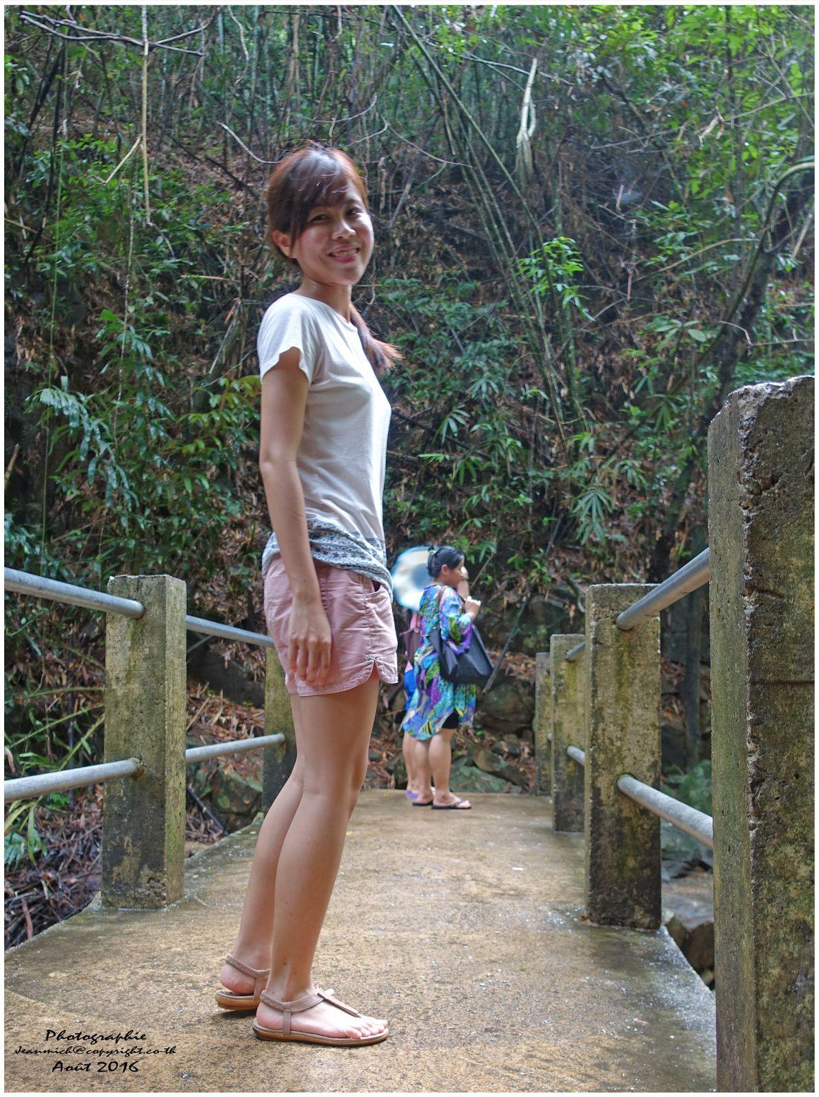 Parc National de Phlio (อุทยานแห่งชาติน้ำตกพลิ้ว) Chantaburi