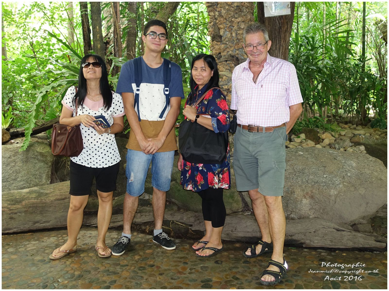 Forest restaurant I (province de Rayong)