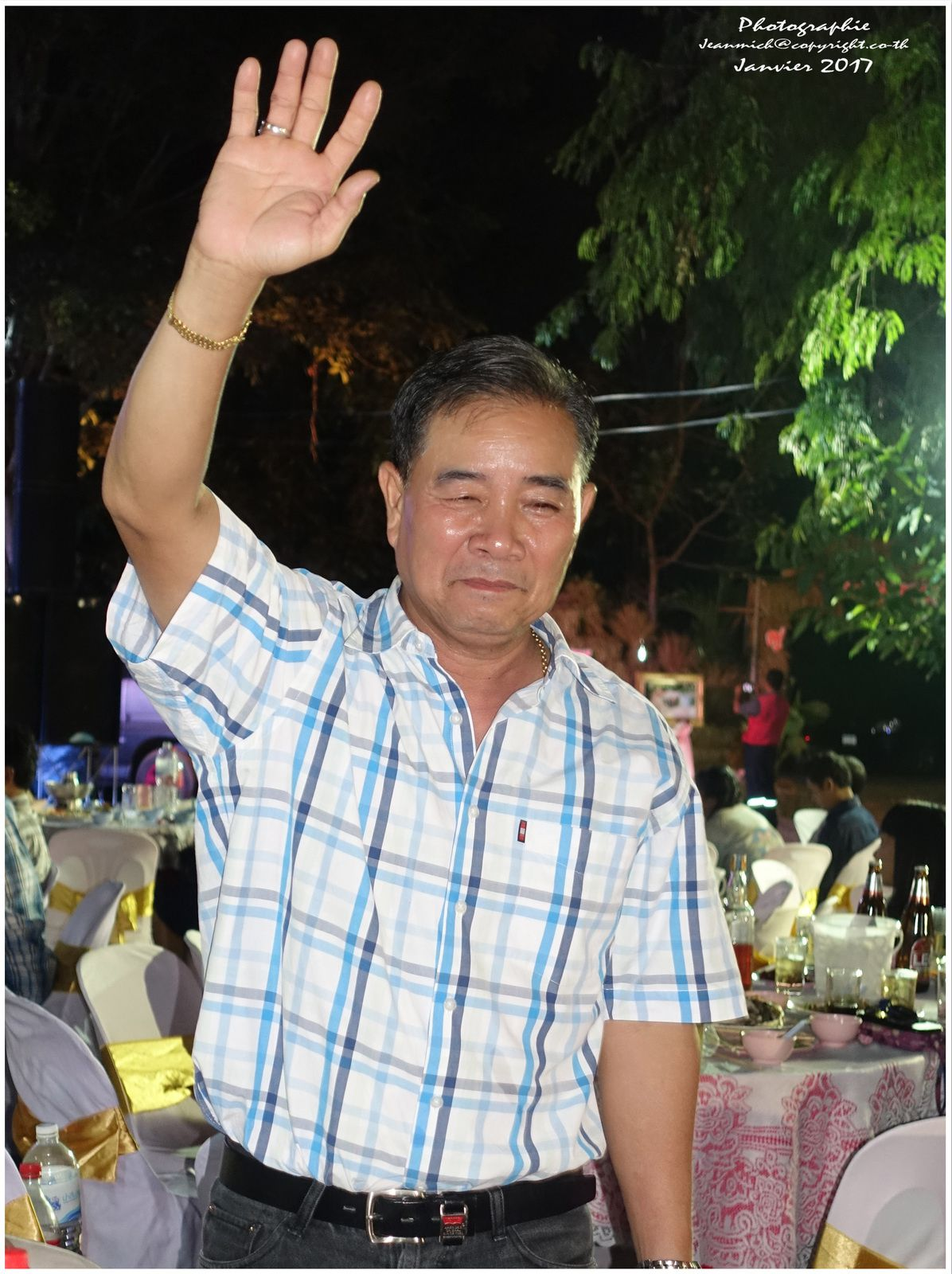 Mariage typique Thaï (2 janvier Ubonrat)