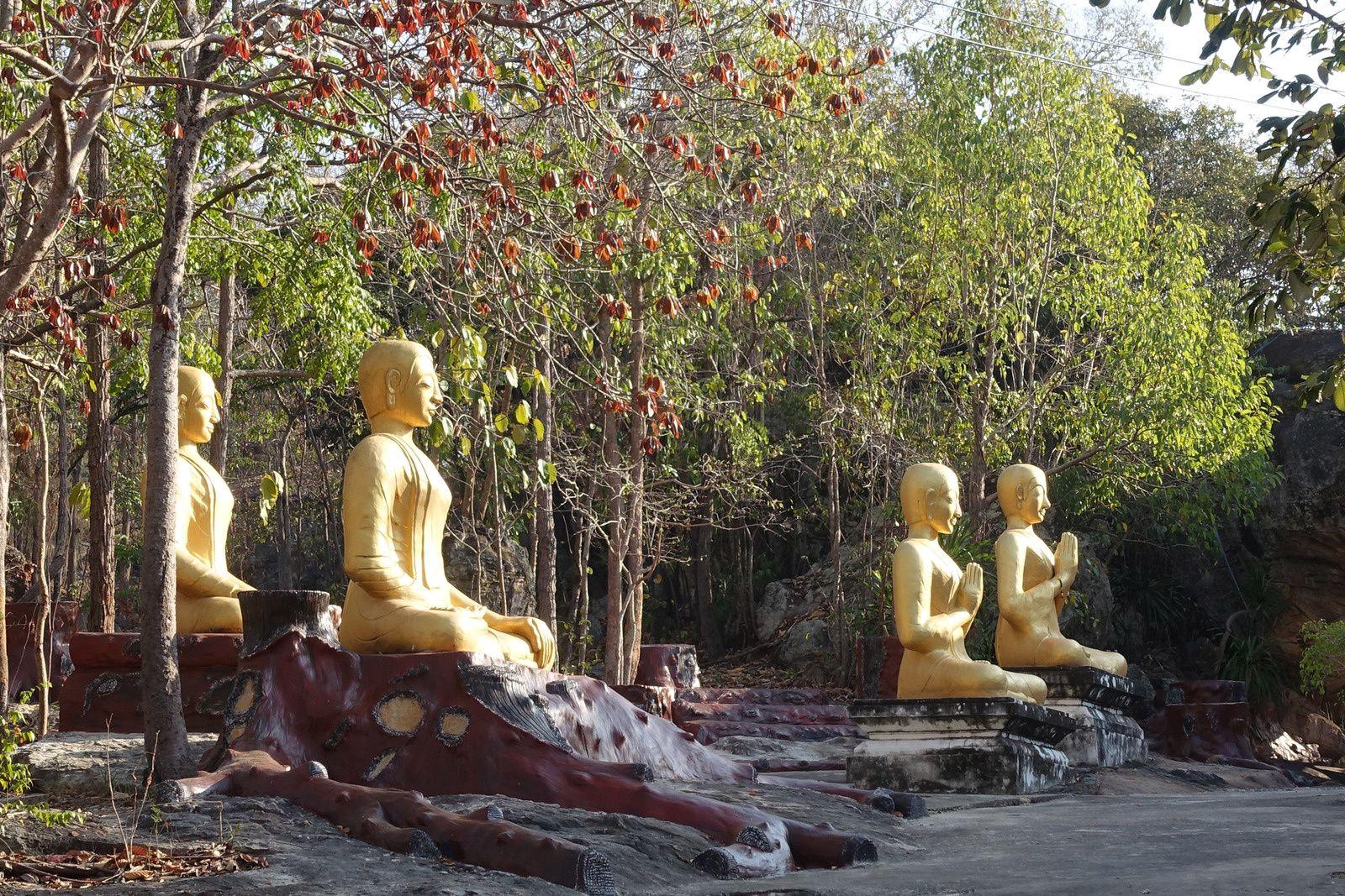 Photo numéro 23  (Wat Khaen Ubonratana Dam))