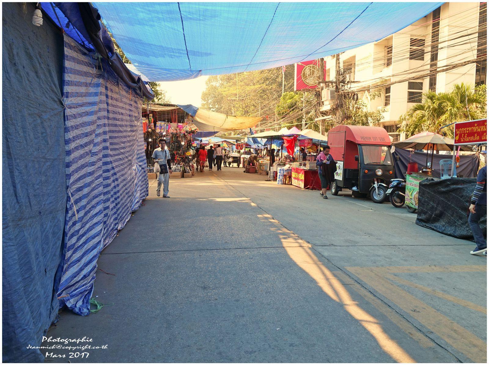 Foire &quot&#x3B;Fête de la soie Khon Kaen&quot&#x3B; (Thaïlande)