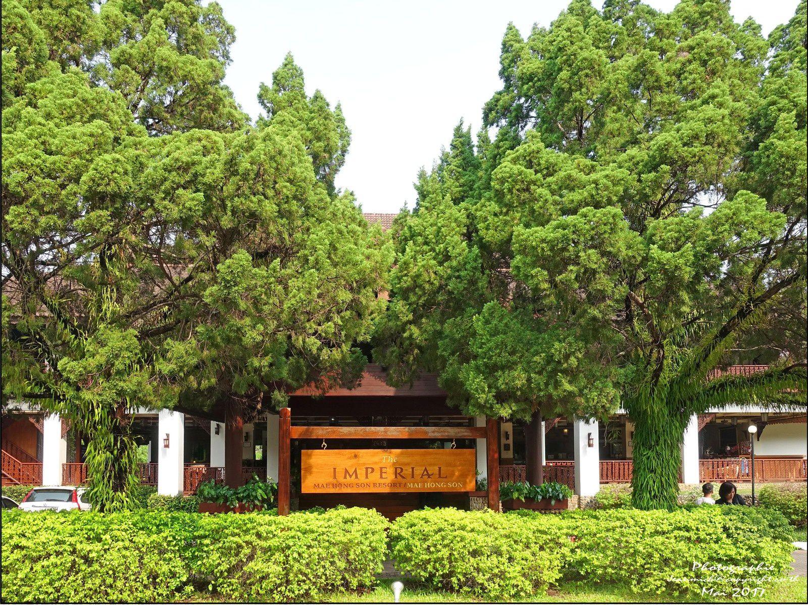 Hôtel Impérial Mae Hong Son