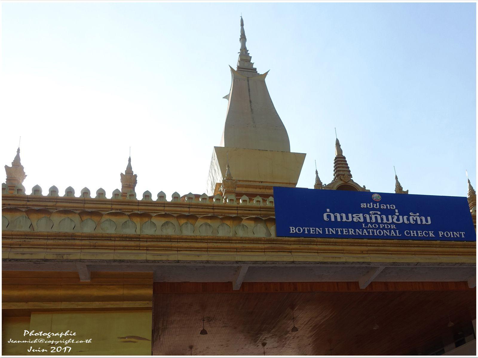 Au-revoir Laos