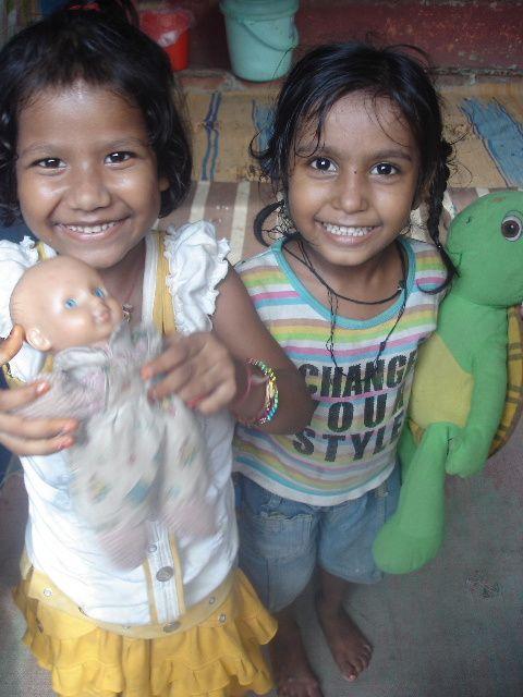 Nandini et Laki.