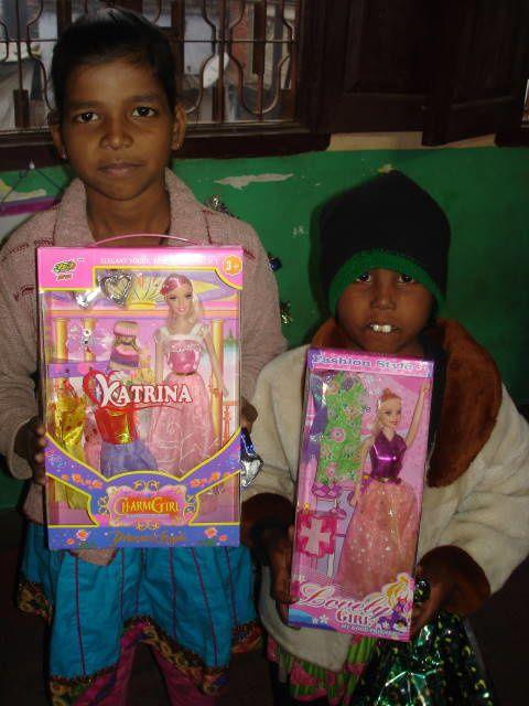 Vandana et Priya.