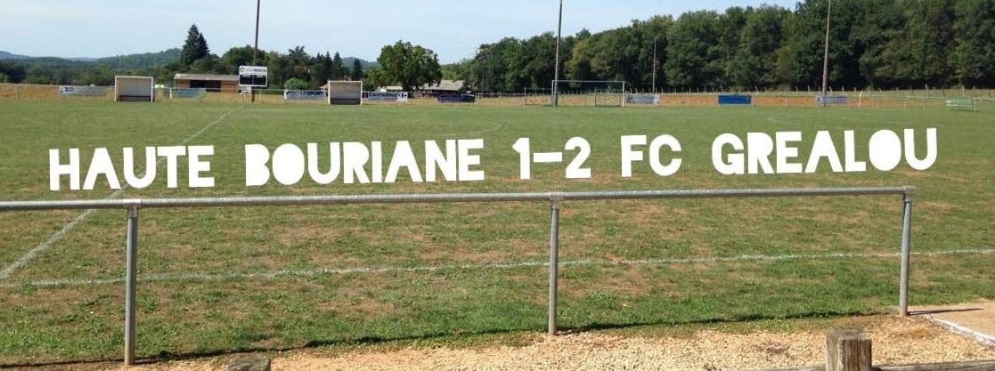 // Coupe du Midi &gt&#x3B; 1er tour vs. Haute Bouriane 1-2